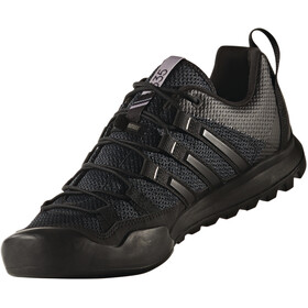 d1566f071473 adidas TERREX Solo Approach Shoes Men Dark Grey Core Black Ch Solid Grey